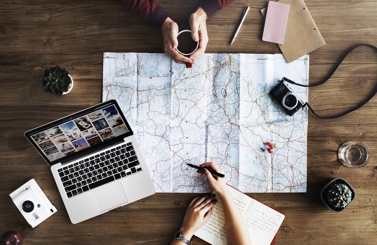 Reiser og ferie i 2017